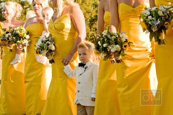 Facebook it for Sunflower dresses for wedding