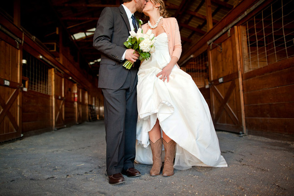 Wedding Dresses For Cowboy Boots : Southern wedding dresses with cowboy boots images