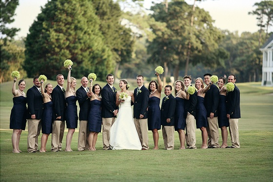 New Cheap Wedding Dresses: Navy blue bridesmaid dresses what do ...