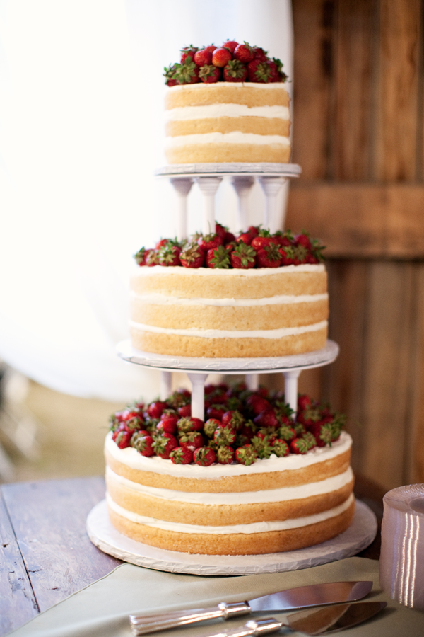 Wedding Cake Ideas For Summer Wedding : Facebook it