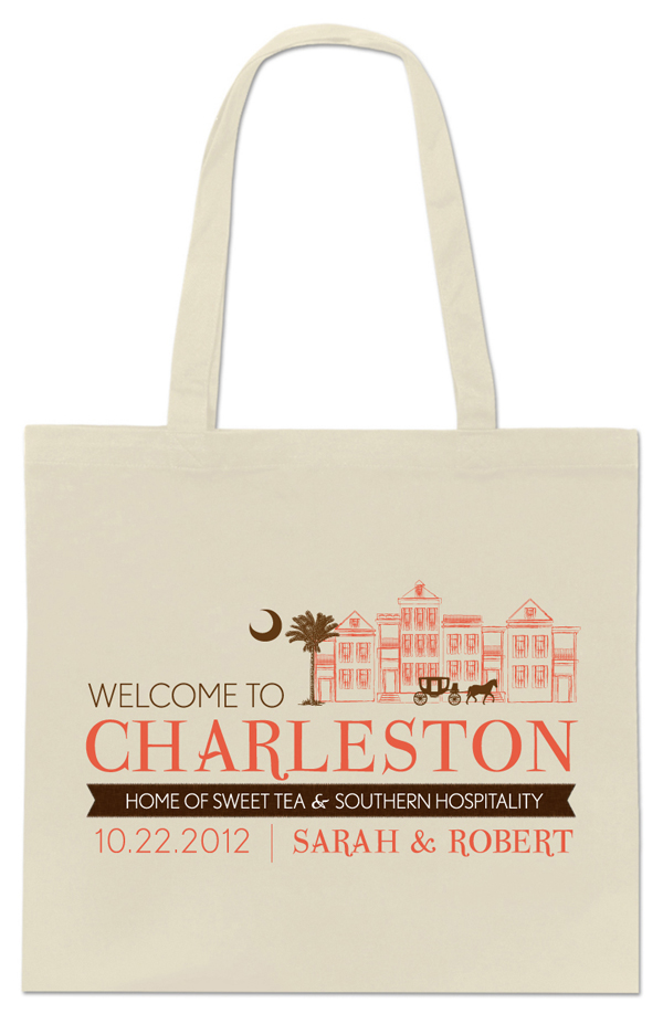Atlanta Wedding Gift Bag Ideas : From the Charleston area and have additional suggestions to add to our ...