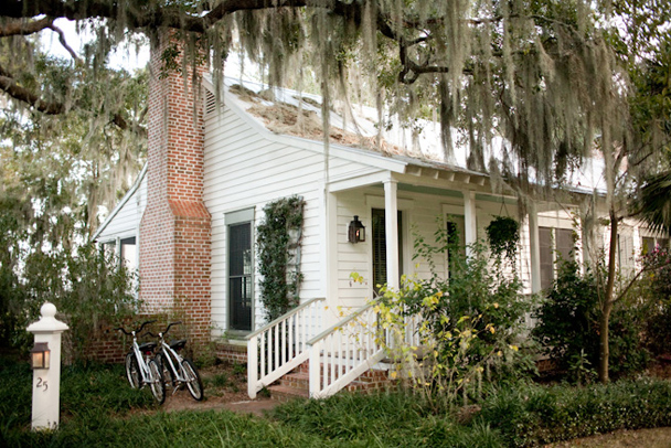Palmetto bluff cottages for South carolina honeymoon cabins