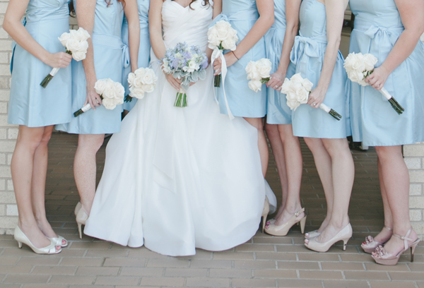 Formal bridesmaid dresses au light blue bridesmaid dresses for Baby blue wedding guest dress
