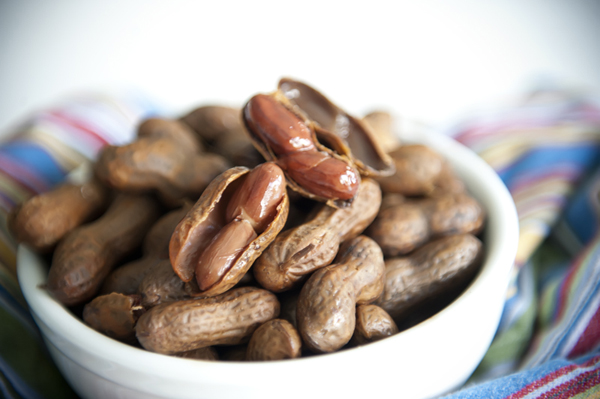 Boiled Peanuts Recipe — Dishmaps