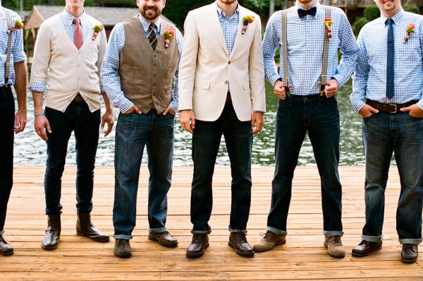 Casual Men Wedding Attire For Western And Beach