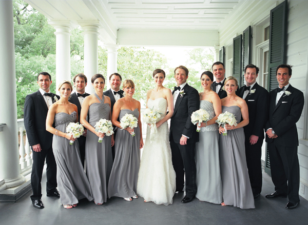 Facebook it for Black and grey wedding dress