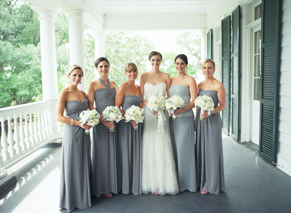 Facebook it for Gray dresses for a wedding