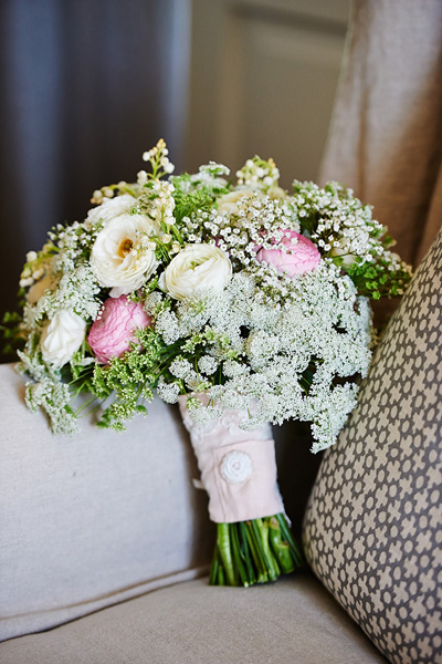 wedding flowers queen anne's lace