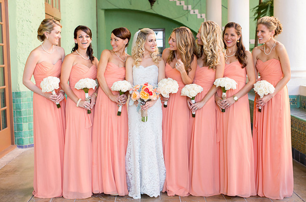 Tips on Choosing Perfect Bridesmaid Dresses