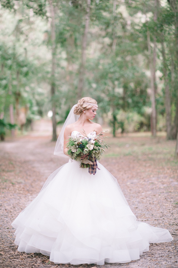 What a gorgeous tulle gown love this one and all the for Southern country wedding dresses