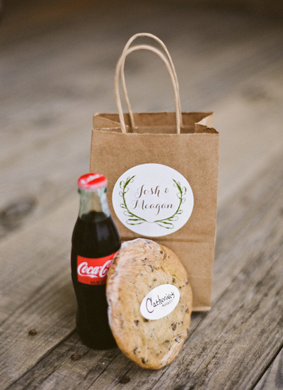 Atlanta Wedding Gift Bag Ideas : Southern Weddings