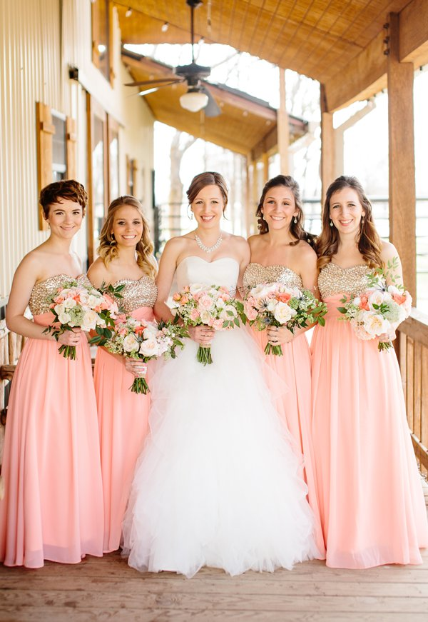 Pin it for Gold bridesmaid dresses wedding