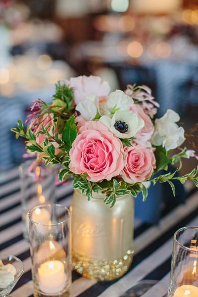 Stunning Wedding Mason Jar Centerpieces Gallery - Styles & Ideas ...