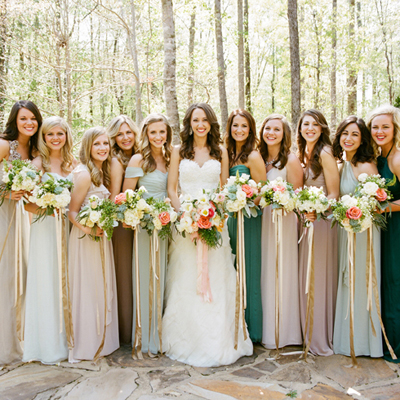 Romantic fall wedding by abby grace and atrendy wedding