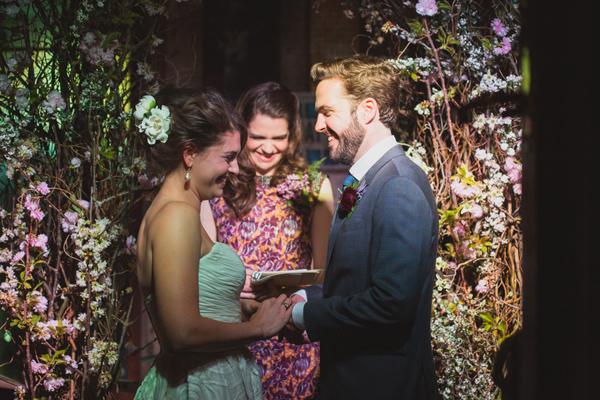 Tess and bernard wedding