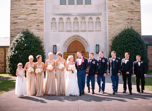 Facebook it for Free wedding dresses for military brides