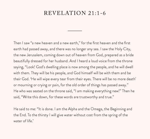revelation 21 essay
