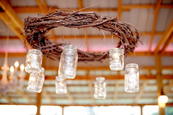 Wedding Ideas Using Mason Jars: Facebook It