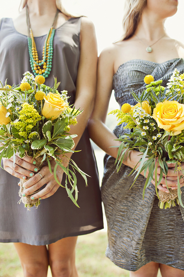 wedding ideas yellow and gray it 28367